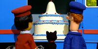 A Giant Cake
