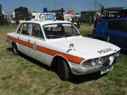 Triumph 2000 Mk2 Police Car