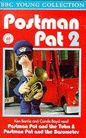 PostmanPatandtheTuba&BarometerCassette