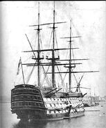 497px-HMS Victory 1884