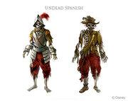 Undead Spanish Bandido
