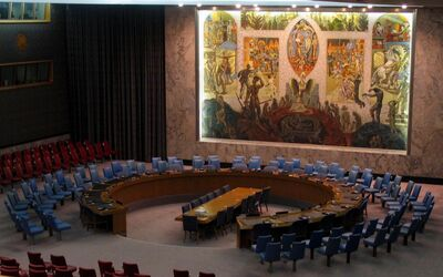 UN security council 2005