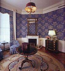 Queen's sitting room