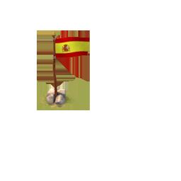 Sw spanish flag market