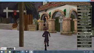 Pirates Online Rewritten Alpha Video 1