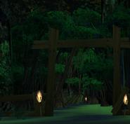 Devils Garden-Back Entrance