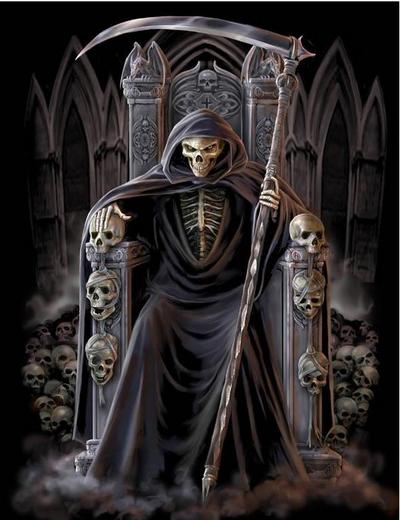 Khaos on throne