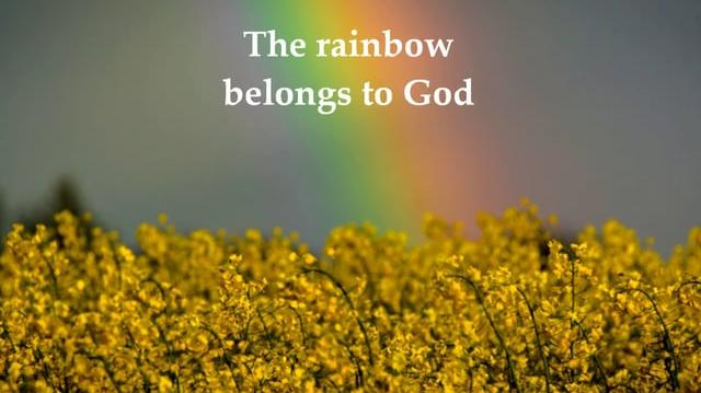 The Rainbow belongs to God - Part I and Part II-0