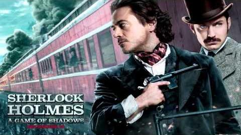 Sherlock Holmes A Game Of Shadows Soundtrack -03- Tick Tock (Shadows Part 2)