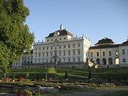 220px-Residenzschloss Ludwigsburg Rückseite
