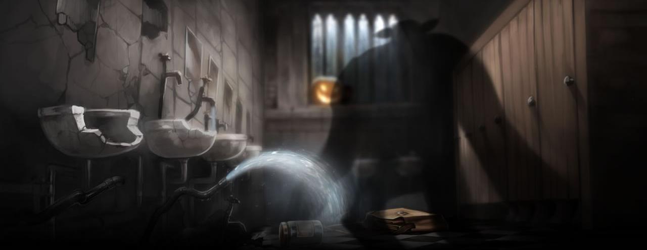 chamber of secrets bathroom