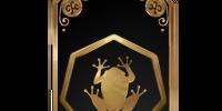 Beaumont Marjoribanks Chocolate Frog Card