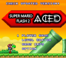 Super Mario Flash 2: Aced Edition (hack)