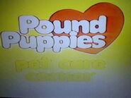 Pound Puppies Pet Care Corner