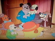 Pound Puppies, Biff, and Yapper