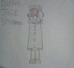 Kactus Jack Stoneheart