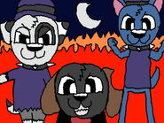Chaos Dogs