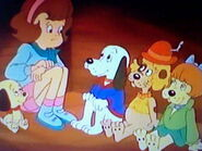 Pound Puppies and Holly