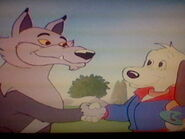 Silver Paw and Cooler