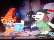 Peter Pup and the Wizard of Howls