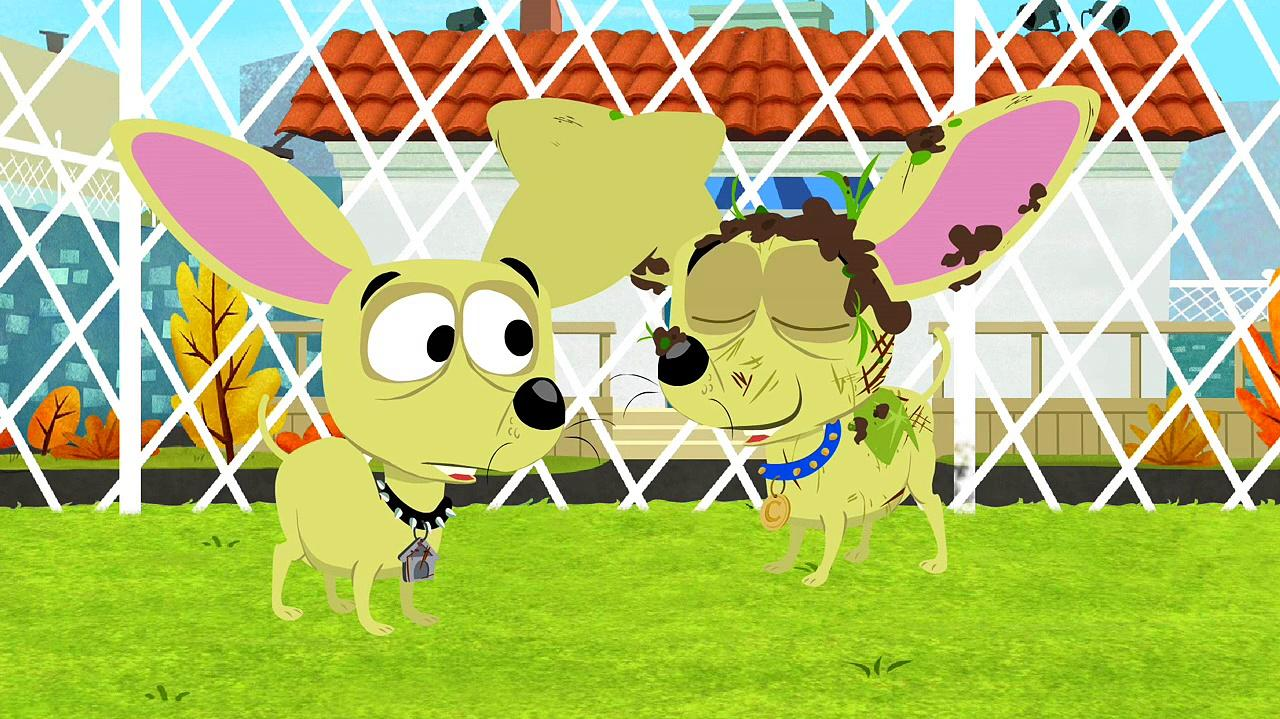 Pound Puppies 2010 Season 01 Episode 05 The Prince and the Pupper (HD 720p)