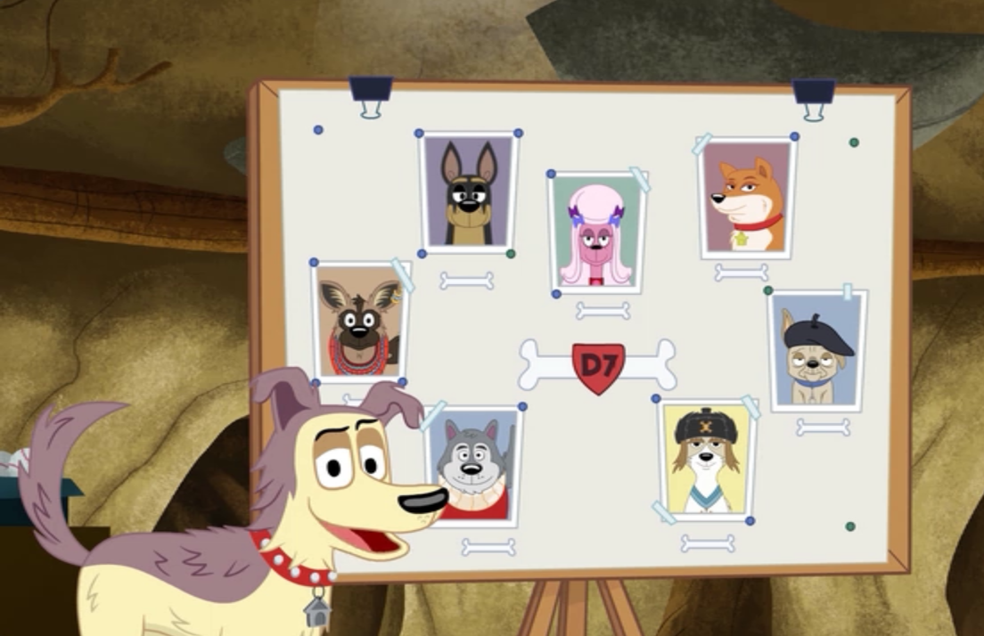 Image Lucky D7 Pound Puppies 2010 Wiki
