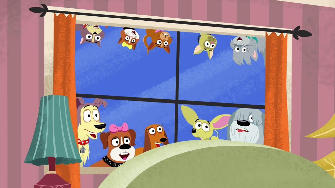 Pound Puppies 2010 Season 01 Episode 06 Catcalls (HD 720p)