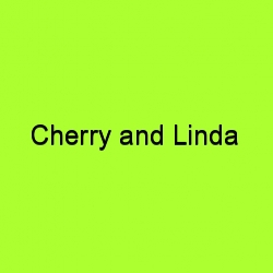 Cherry and linda title card