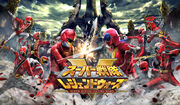 Power Rangers Legend Wars