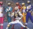 Mighty Morphin Power Rangers Season 2 (FANMADE VERSION)