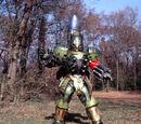 Rocketron (Power Rangers Lost Galaxy)