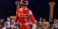 From Out of Nowhere (Power Rangers In Space)