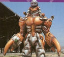 Tentaclaw (Power Rangers Time Force)