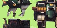 Zeozord IV (Power Rangers Zeo)