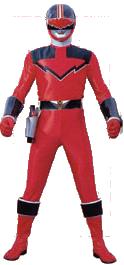 Quantum Time Force Ranger