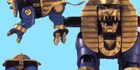 Zeozord III (Power Rangers Zeo)