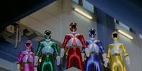 Lightspeed Teamwork (Power Rangers Lightspeed Rescue)