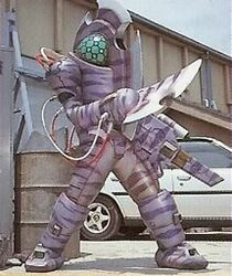 Severax (Power Rangers Time Force)