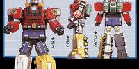 Lightspeed Megazord (Power Rangers Lightspeed Rescue)