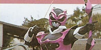 Psycho Pink (Power Rangers In Space)