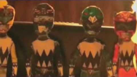 Power Rangers Lost Galaxy Fan Film - First Full Trailer (HD)-0
