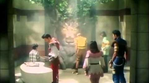 Seijuu Sentai Gingaman Episode 7