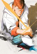 YYH Kazuma Kuwabara