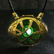 Eye of Agamotto Marvel Cinematic Universe