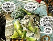 Fool Promethea