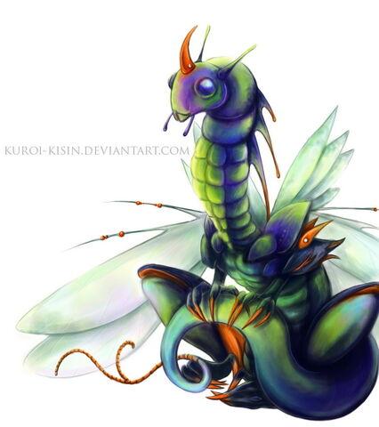 File:Insect dragon by Kuroi kisin.jpg