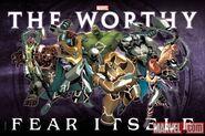 Marvel the worthy
