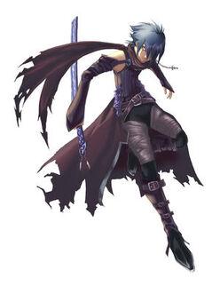 Dark Swordsman