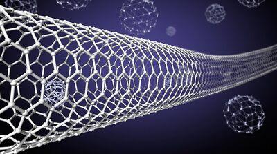 Live-presentations nanotechnology nano-tube