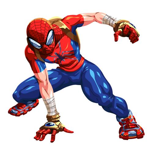 File:Mangaverse Spider-Man.png